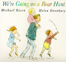 We're Going on a Bear Hunt BIG Book