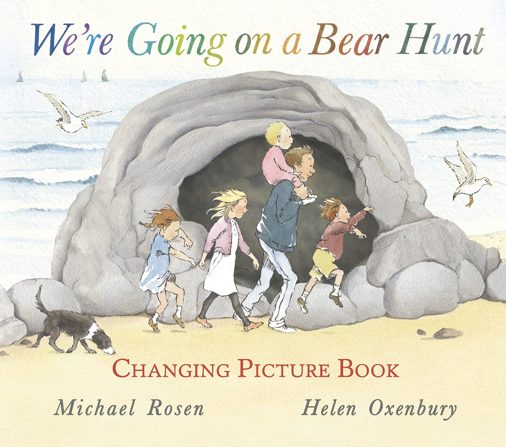 We're Going on a Bear Hunt Changing Picture Edition
