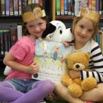 Two Bear Hunters at Ratho Library