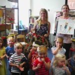 Felixstowe Library full of bears