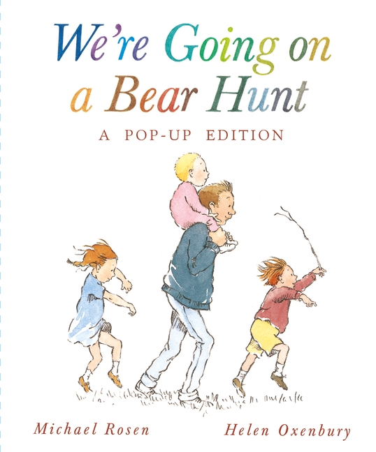 We're Going on a Bear Hunt Pop-Up Edition