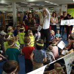 Stowmarket Library Bear Hunt