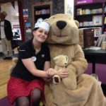 Gem from Waterstones Birmingham and the Bear!