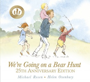 We're Going on a Bear Hunt 25th Anniversary Edition