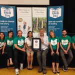 Michael Rosen, the Walker Books Team and the GUINNESS WORLD RECORDS™ certificate