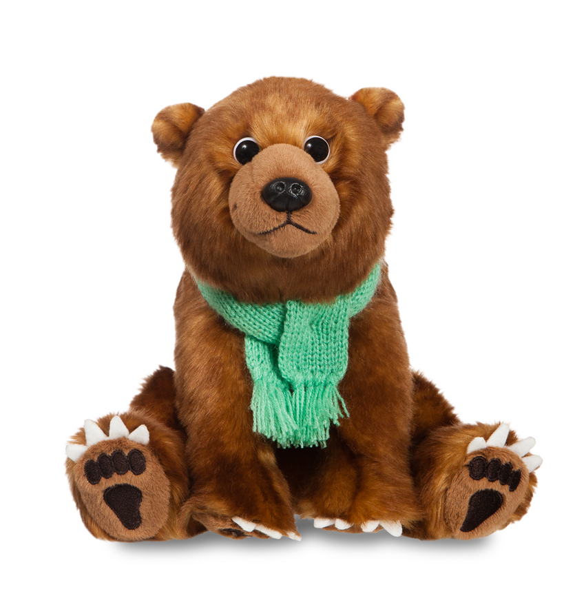 Bear Hunt Plush