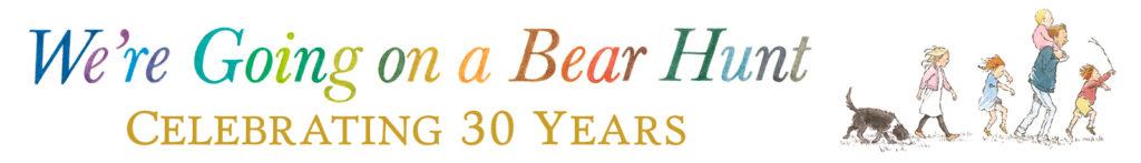 Join the Bear Hunt 30 year Celebration logo